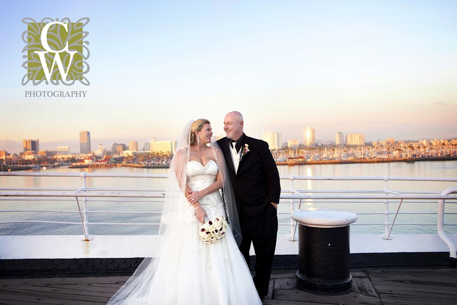 wedding queen mary long beach