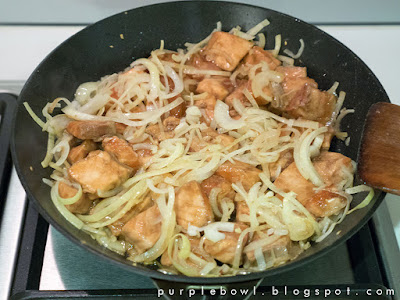 stir fry salmon recipe