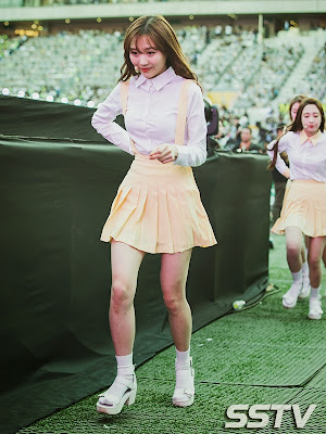 Lovelyz Sujeong Dream Concert 2015