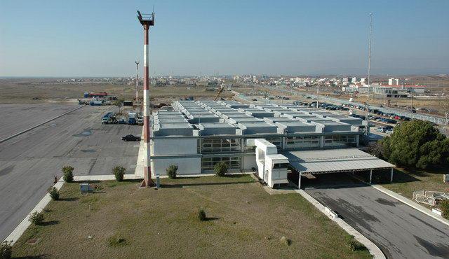 """Επίλυση προβλημάτων και ενέργειες ανάπτυξης των υποδομών του Αερολιμένα Αλεξανδρούπολης """"Δημόκριτος"""""""