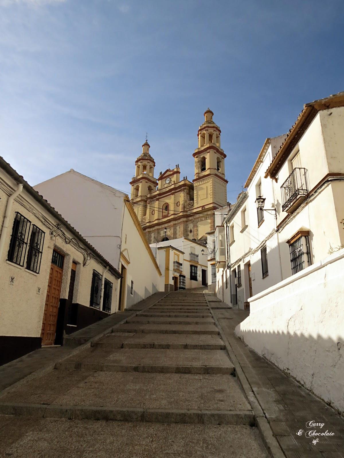 Iglesia de la Encarnación - Olvera
