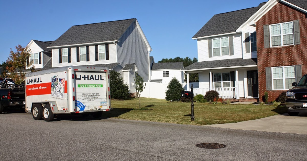 Uhaul On North Hampton Blvd Virginia Beach Va