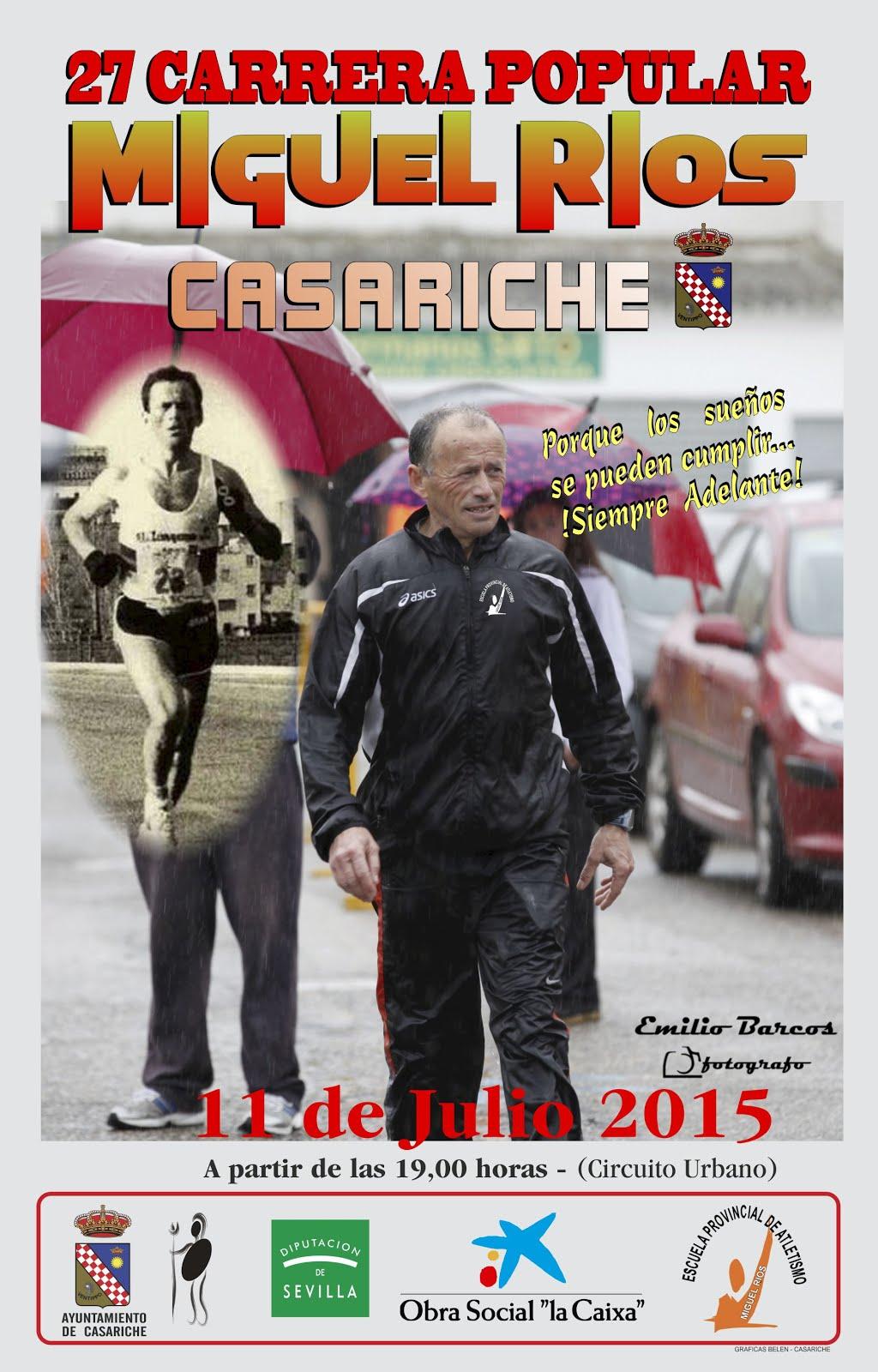 27 Carrera Popular Miguel Ríos (Casariche)