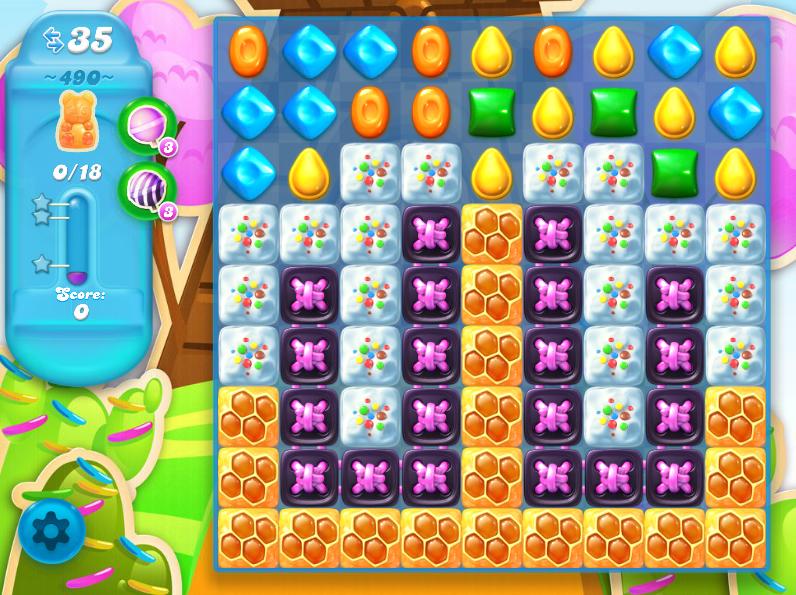 Candy Crush Soda 490