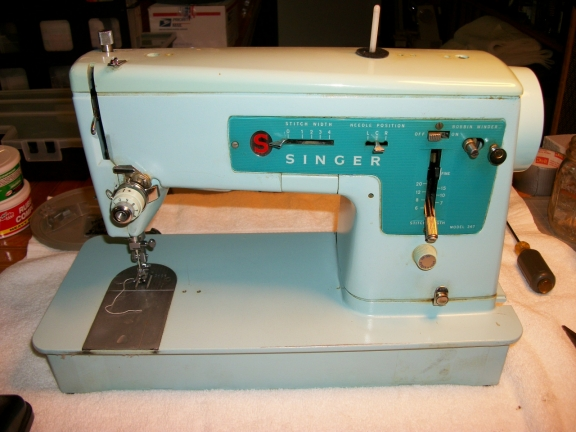 Perfect Stitch Singer 40 Belt Adjustment Custom Singer 347 Sewing Machine Instruction Manual