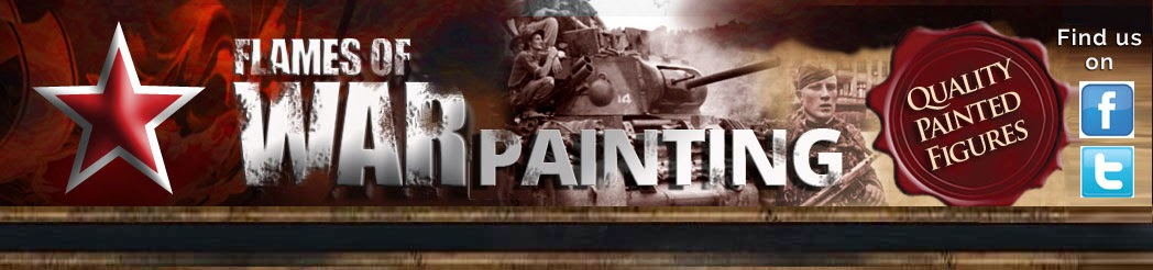 Flames of War Painting Blog  Quality WW2 and Post WW2 Wargames Miniature Painting