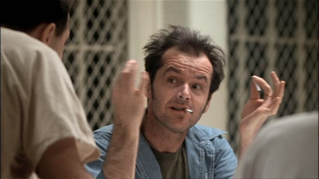 cinema chicanery scott s pick one flew over the cuckoo s nest scott s pick one flew over the cuckoo s nest 1975