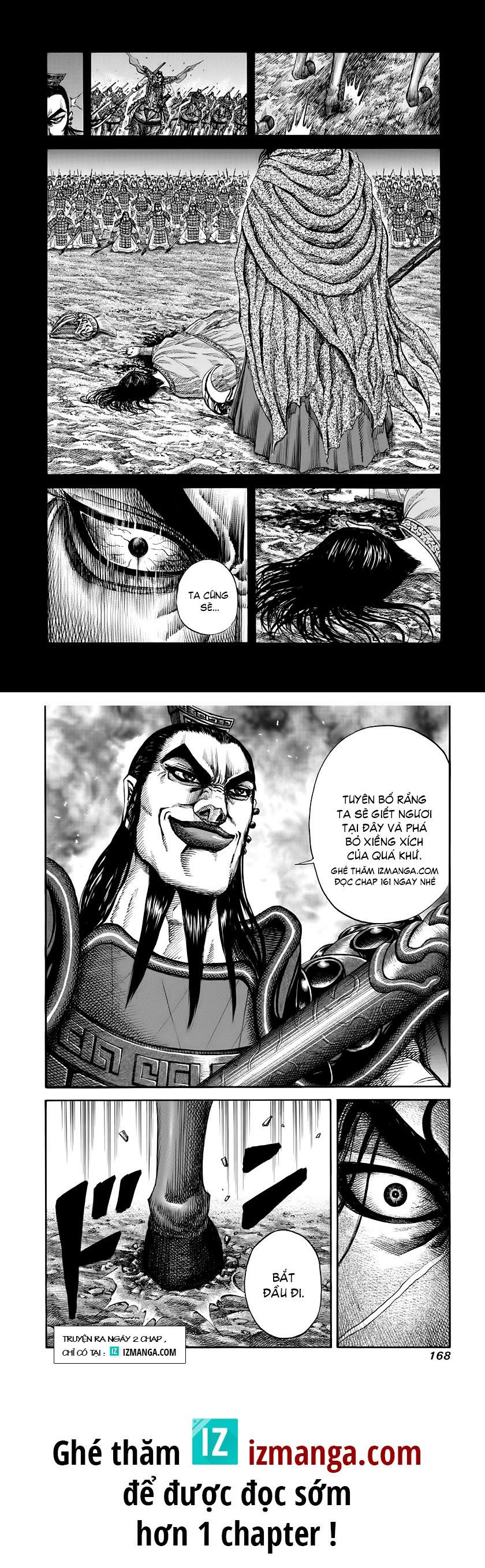 Kingdom - Vương Giả Thiên Hạ Chapter 160 page 16 - IZTruyenTranh.com