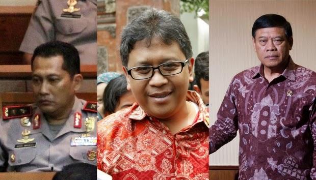 Tokoh Kontrofersial di Tengah Kisruh KPK vs Polri