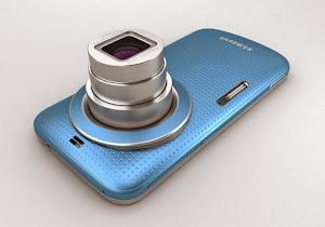 20.7 Mega Pixel Smart Phone From Samsung