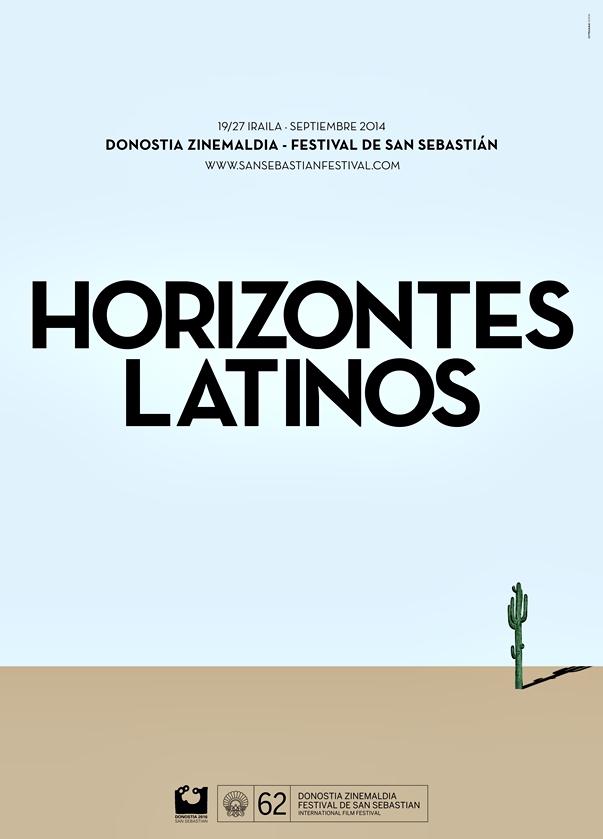 Cartel Horizontes Latinos