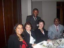 Dr Mateus Sahani in Cape Town