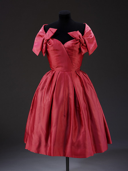 Stalking the Belle Époque: History's Runway: A Dior Cocktail Dress ...