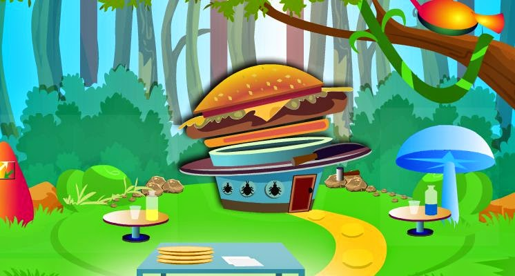 Play Burger Shop Great Escape