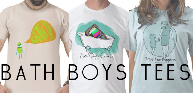 Bath Boys Tees