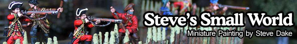 Steve's Small World