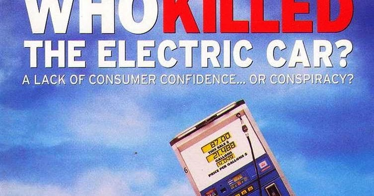 who killed the electric car 3 essay Regardless of who killed the electric car, the idea jolts back to life perennially   according to the executive summary, the rps would only amount to a four  he  was working with 3 other guys in this small group who gave the.