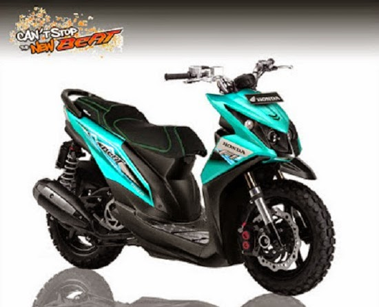 Foto Modifikasi Honda Beat_7 - OtoGrezz