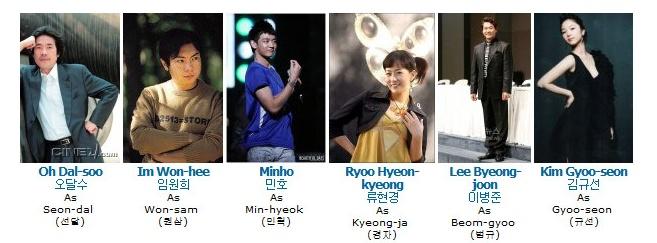 K Drama Salamander Guru Drama Korea Terbaru : ...