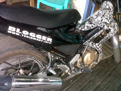 Cutting Stiker Blog Satria F Banjarmasin