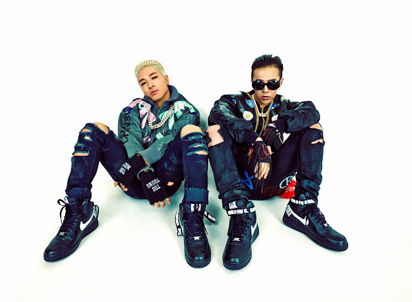 GD x Taeyang Good Boy