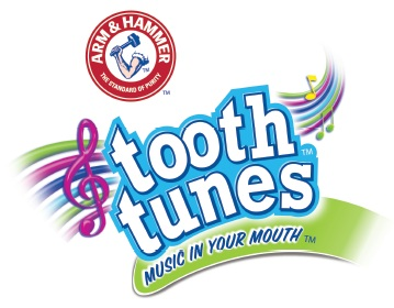 Arm & Hammer Tooth Tunes logo