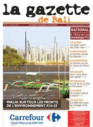 la gazette de bali octobre 2012