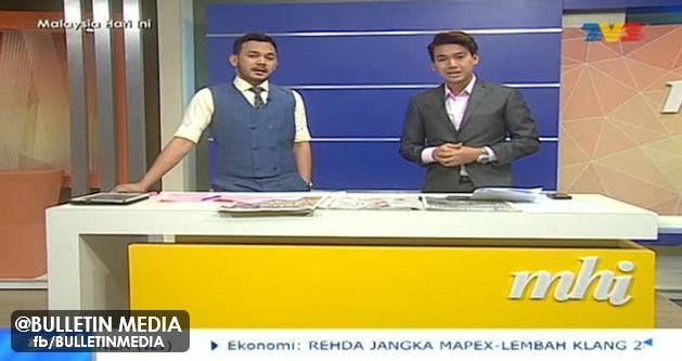 [VIDEO]: LAGI Berita TV3 Buat HAL ! Kali Ni Tak Perasan Tengah LIVE, Boleh Pula Dia Buat Macam Tu