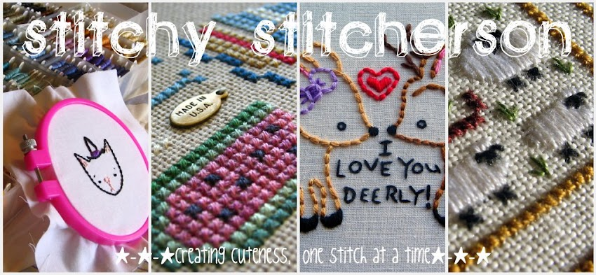 Stitchy Stitcherson