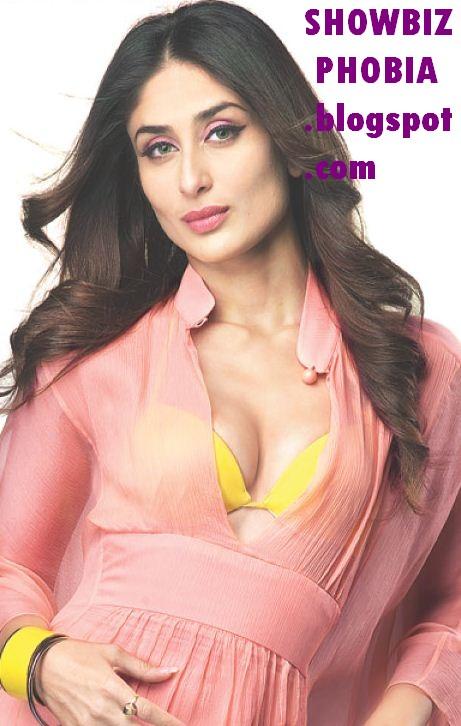 Actress U Kareena Kapoor Boobs Nipples Visible