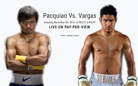 BOXING: Manny Pacquiao vs Jessie Vargas (REPLAY) November 06 2016 SHOW DESCRIPTION: Manny Pacquiao vs. Jessie Vargas, billed as The Legend/The Champ is a boxing match for the WBO world […]