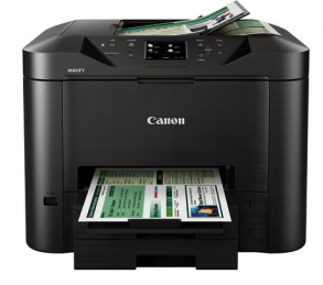 Canon MAXIFY iB4070 Printer Driver Download