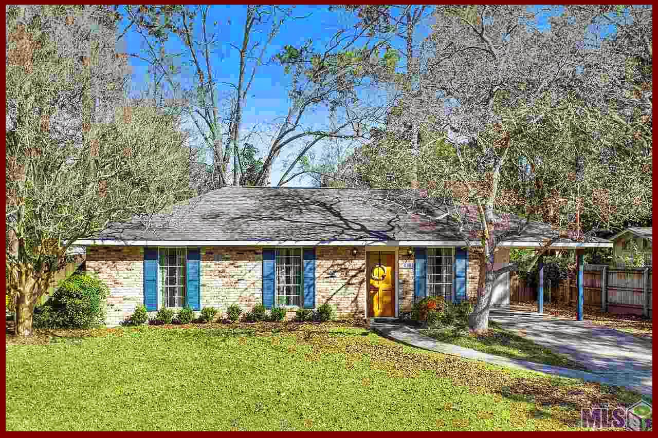 Homes For Sale Kenilworth Subdivision Baton Rouge