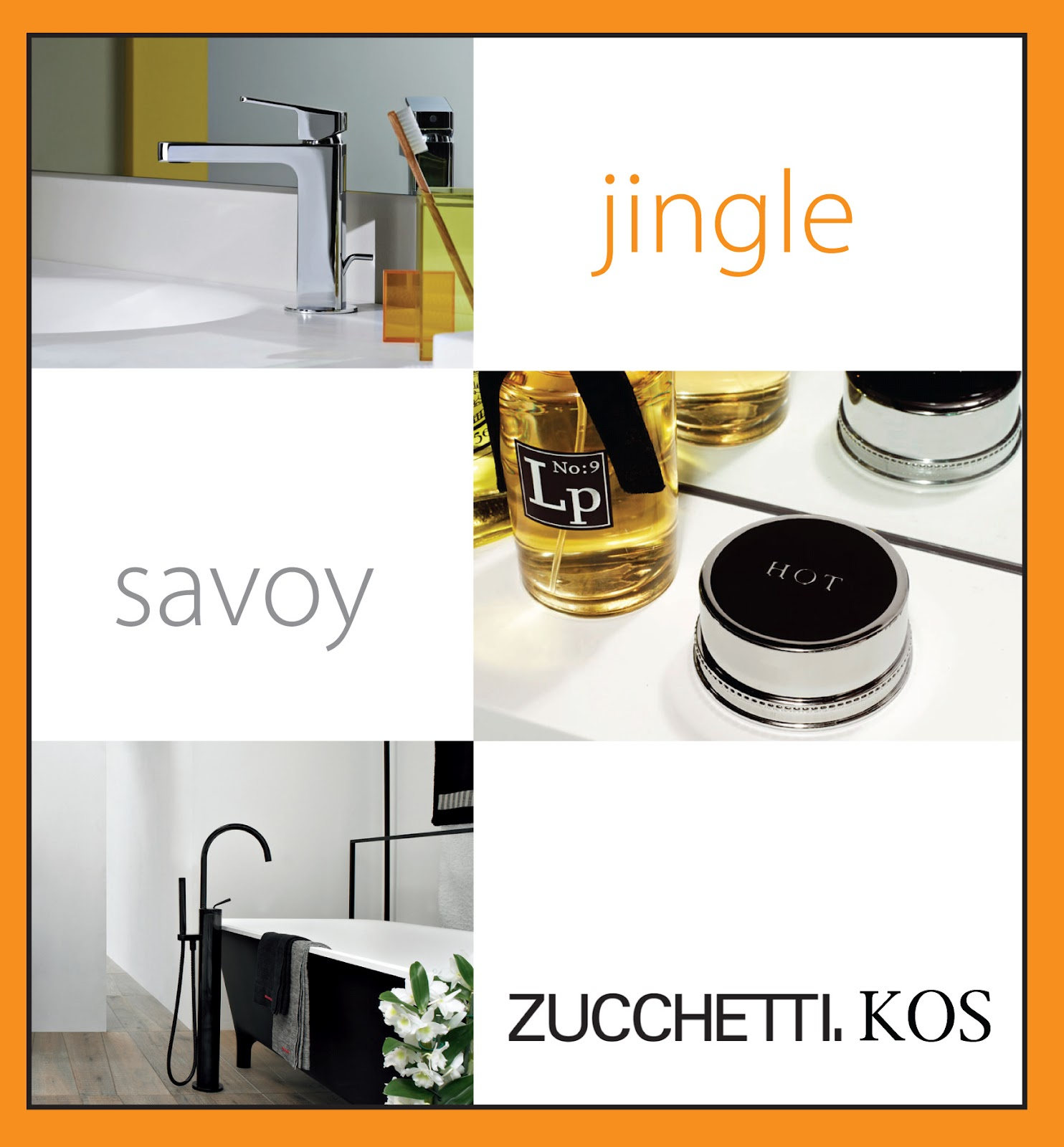 Designer Bath Blog: Getting to know Zucchetti