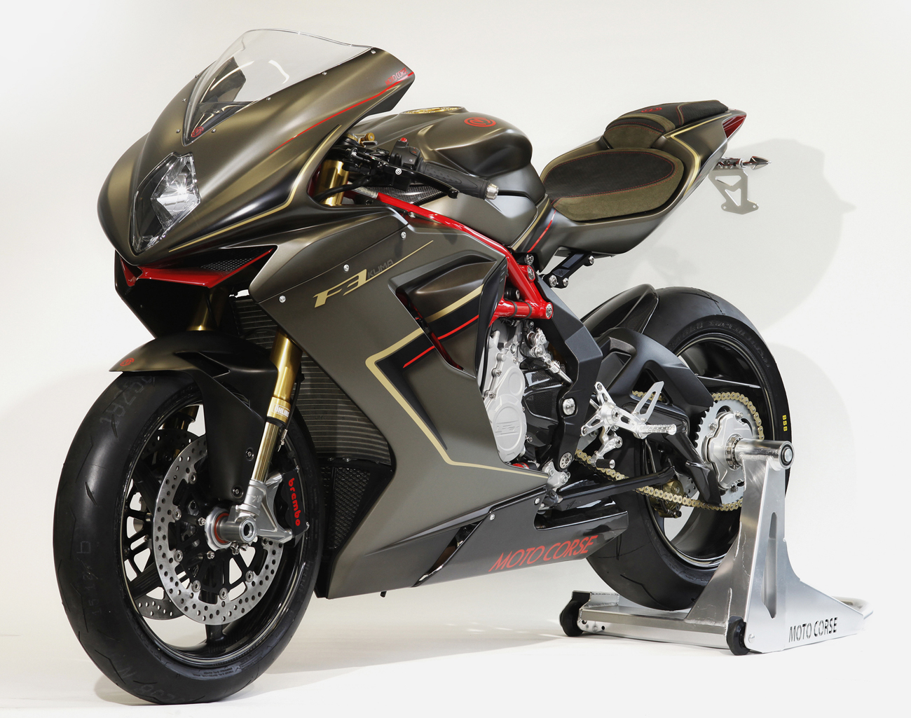 racing caf mv agusta f3 kuma by moto corse. Black Bedroom Furniture Sets. Home Design Ideas
