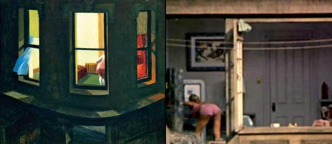 edward hopper au grand palais paris 2012 quand hopper fait son cin ma le point. Black Bedroom Furniture Sets. Home Design Ideas