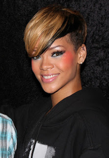 Rihanna R&B star