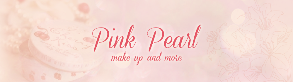 Pink pearl make up & more