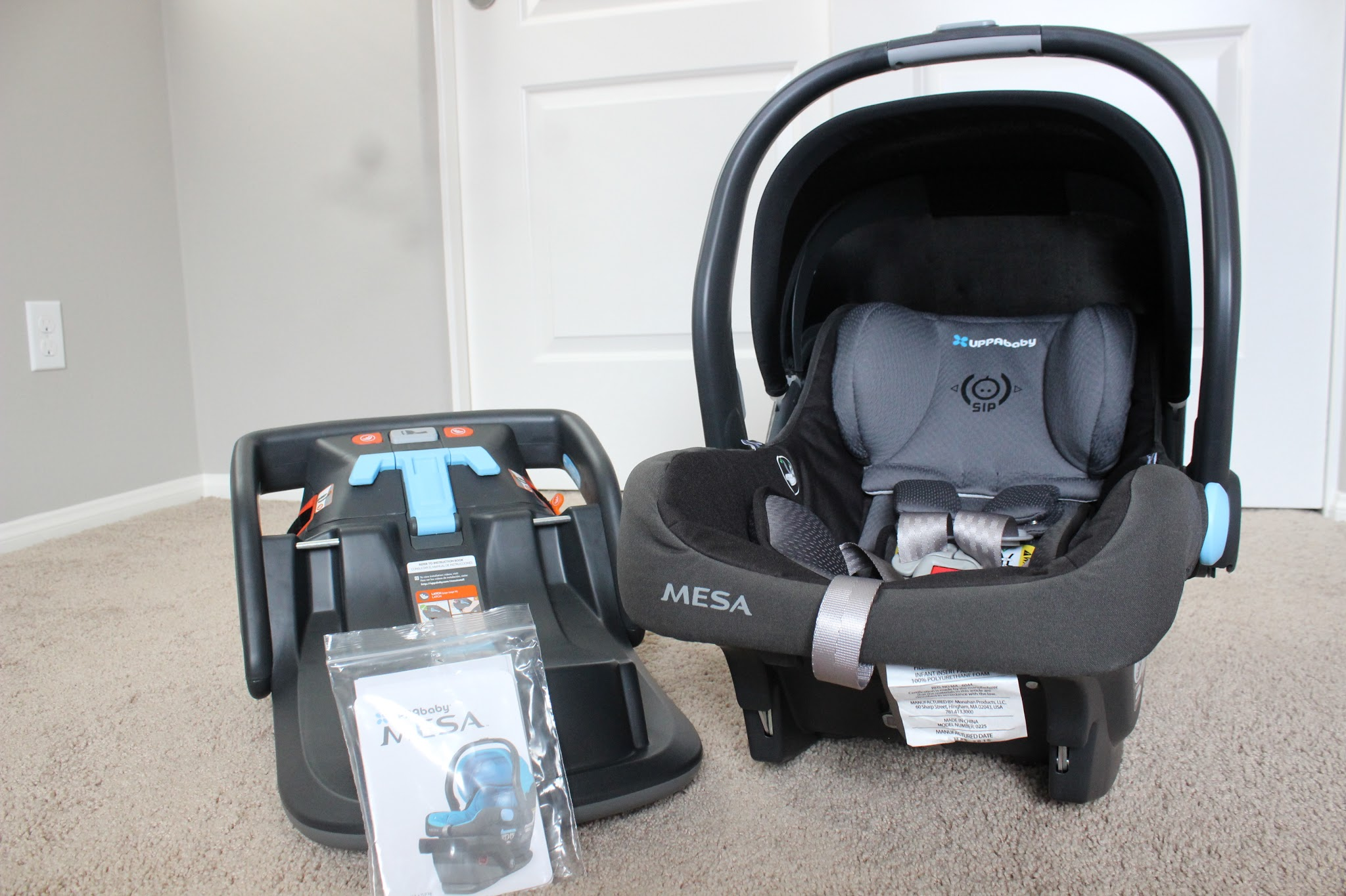Uppababy Mesa Infant Carseat Overview