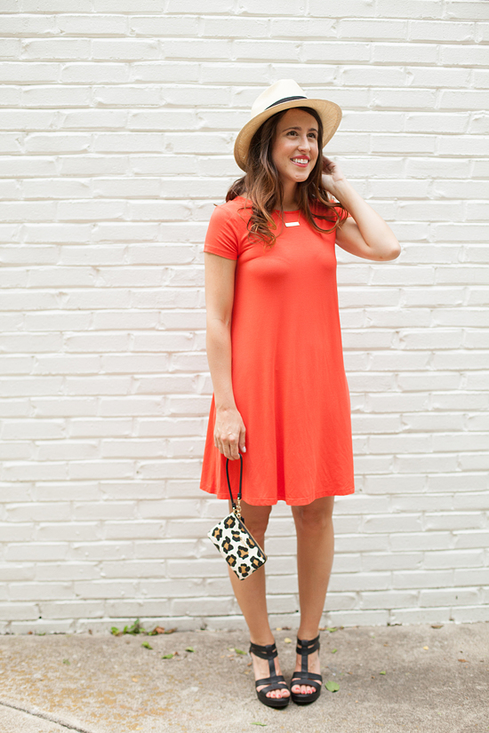 Here&Now: Old Navy Swing Dress Remix