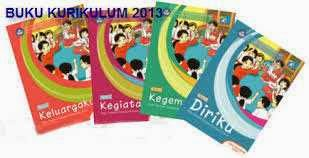 Download Buku SD MI Kurikulum 2013 Lengkap