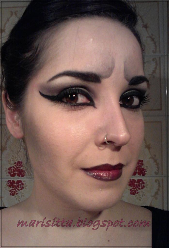 Maquillaje potingues y otros vicios HALLOWEEN III Bruja