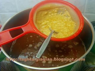 Τα φαγητά της γιαγιάς - Μουσταλευριά παραδοσιακή