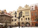 Julestemning i Praha