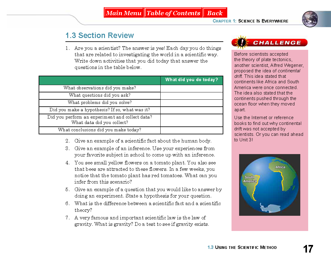 environmental science chapter 18 review Environmental science chapter 4+5 test review sheet students will know the definitions for, and be able to apply their knowledge of, the following terms as introduction to earth science 1 2 chapter-2: minerals, building blocks of rocks 2 chapter  environmental lapse.