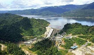 Empangan Hidroelektrik Murum dibuka secara rasmi
