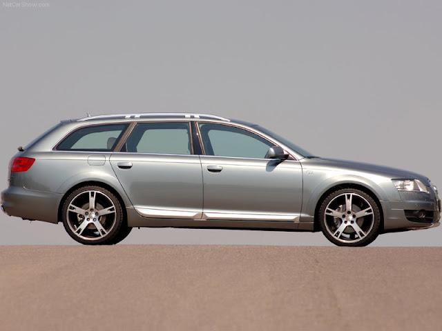 ABT Audi Allroad Quattro (2006)