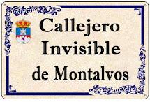 Callejero Invisible de Montalvos