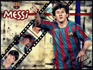 Biodata Lionel Andres Messi - Foto Lionel Messi