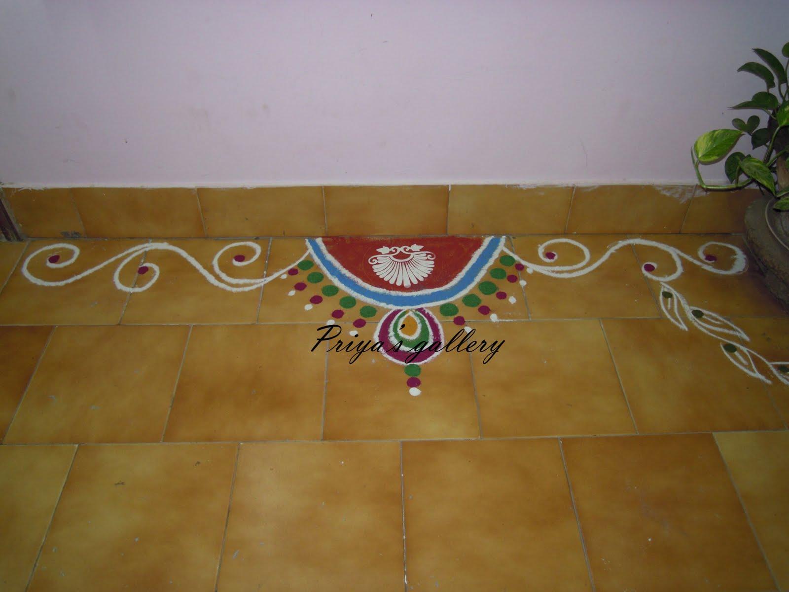 Rangoli designs & Priyau0027s Gallery: Rangoli designs